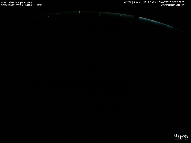 """L'image """"http://www.meteoamikuze.com/Webcams/webcam.jpg"""" ne peut être affichée, car elle contient des erreurs."""